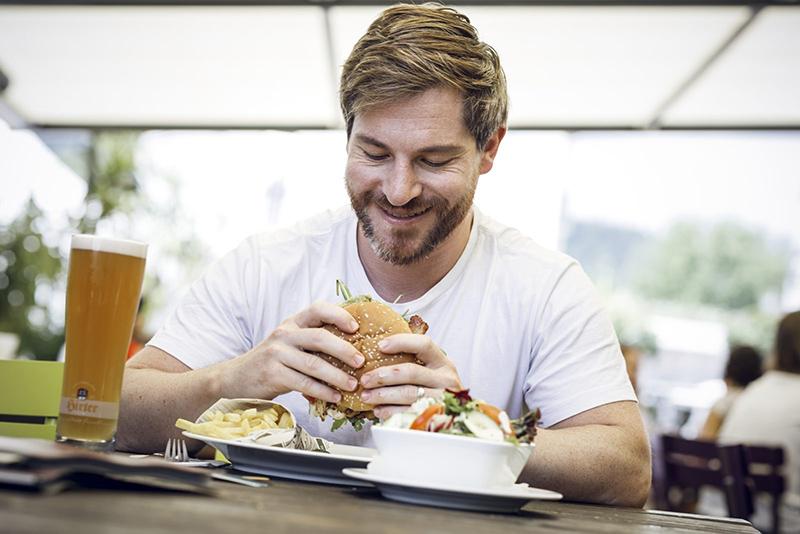 Michael Hartenberger - Heart'n'Burger